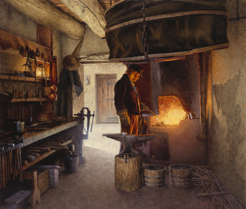 Blacksmith's Workshop